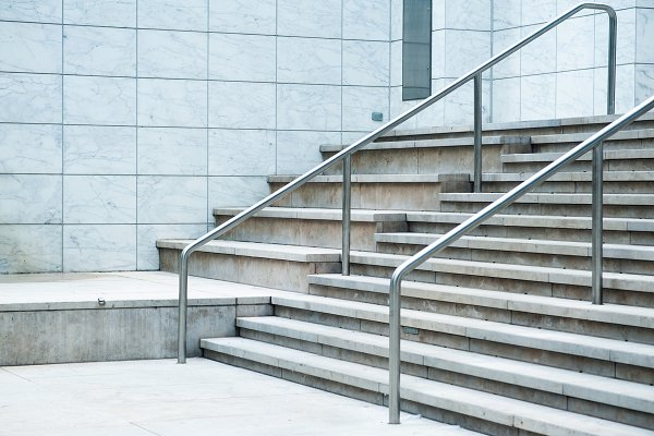 Architecture Stock Photos: The 1221 - Staircase