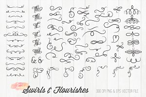 Swirls and Flourishes