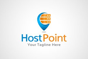 Host Point Logo