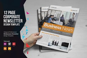 Newsletter Design v3