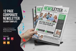 Newsletter Design v4