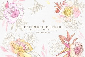 September Flowers vol.2