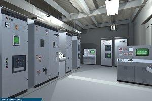 Stylized Control Panels
