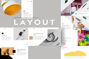 LAYOUT PowerPoint Template