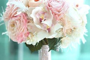 Glam bouquet