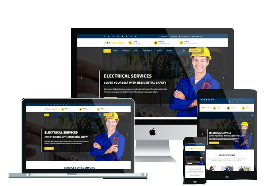 ET Electrical – WordPress Electrical