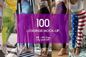 100 Leggings Mock-Up #20
