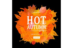 HOT Autumn Sale
