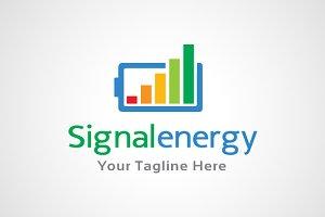 Battery - Energy Logo