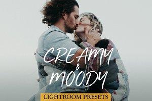 Creamy and Moody Lightroom Presets