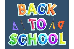 Back to School Greeting or Promotion