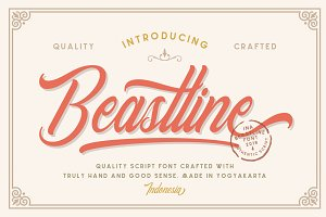 Beastline Script