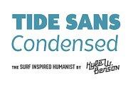 Tide Sans Condensed