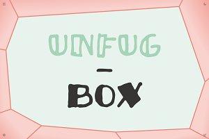 Unfug - Box [font]