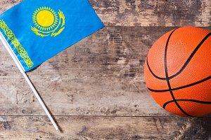 Kazakh and basketball