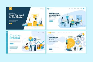 Business Web Design Templates