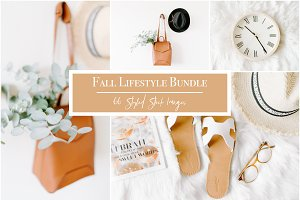 Fall Lifestyle Styled Stock Bundle