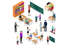 Student  Teacher Education Concept