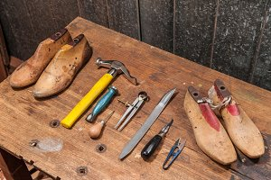 Cobbler Workbench