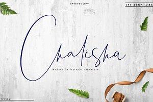 Chalisha Modern Calligraphy