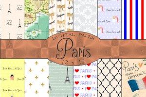 Paris Digital Paper, France