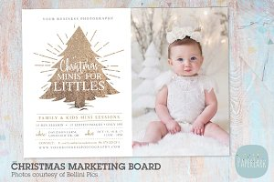 IC054 Christmas Minis for Littles