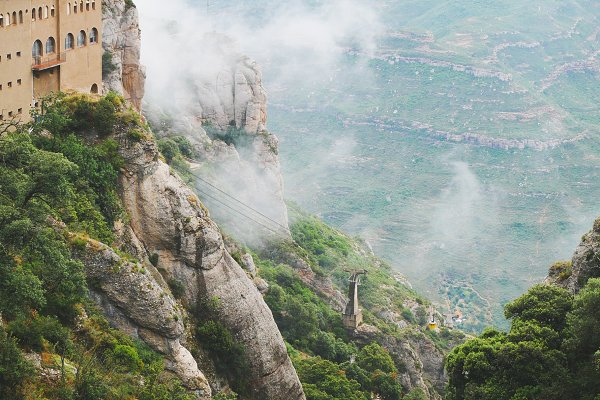 Holiday Stock Photos: Michael Cusack - Montserrat, Spain