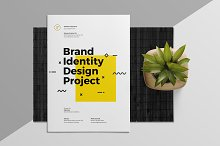 Brand Identity Proposal by  in Other Software