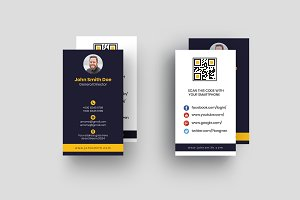 Social Business Card