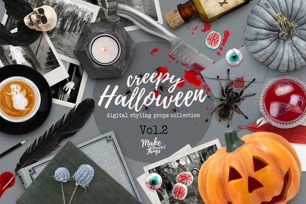 Halloween Scene Creator