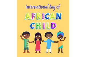 International day of African child