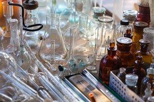 medical utensils sells on local flea