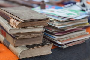 Trading Second-hand Things And books