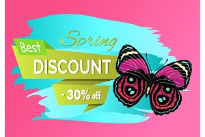 Best Spring Discount 30 Off Label