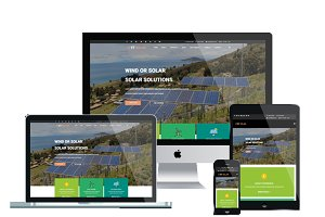 ET Solar - Energy Wordpress Theme