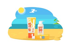 SPF Sun Protection Factor and