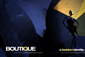 RW Boutique Modern Fashion Identity