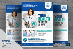 Medical Center and Clinic Promotion