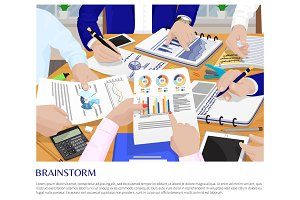 Brainstorm Process Business