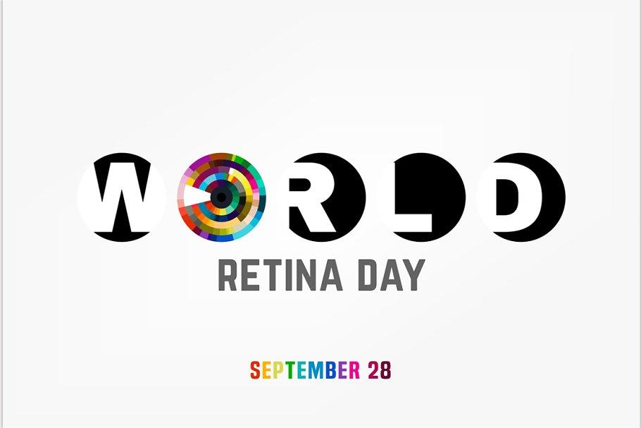 World retina day