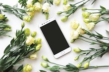 Phone Mockup Stock Photo by  in Technology
