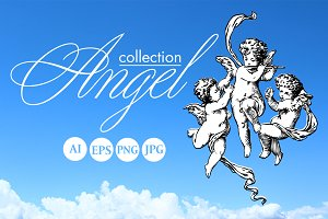 Angels and Cupids collection.