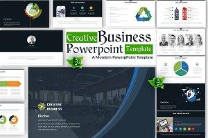 [PPTX] Creative Business Template