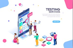 Software Testing Services Banner