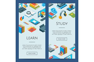 Vector isometric online education