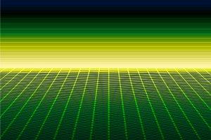 3d dimension concept