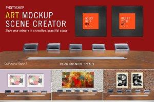 Art Scene Creator - Conference Room