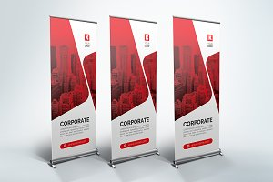 Corporate - Roll Up Banner