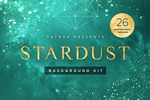 Stardust Universe Background Kit