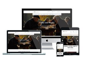 AT Chess Onepage Joomla Template